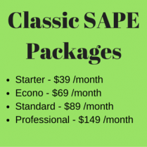 Classic SAPE Links