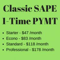 Classic SAPE Links - 1-time