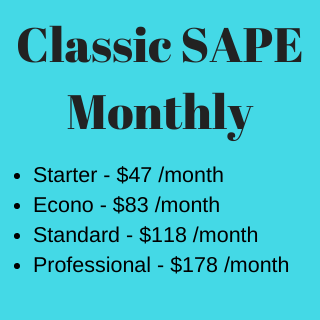 Classic SAPE Links - Monthly